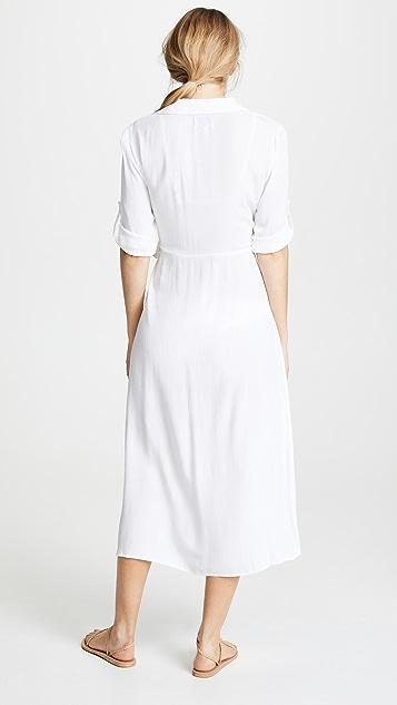 Playa Lucila Shirt Cover Up Dress