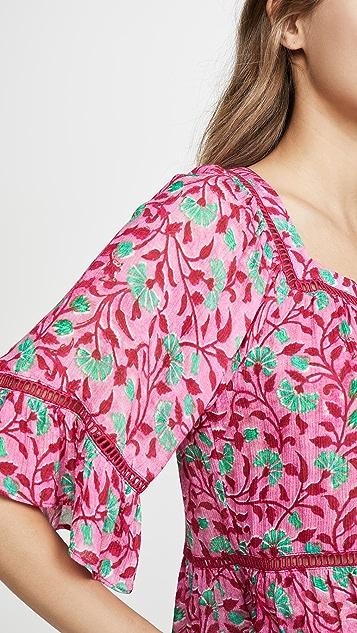 Playa Lucila Floral Dress