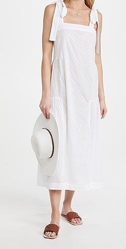 Playa Lucila - Tie Shoulder Dress