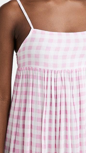 Playa Lucila Maxi Slip Dress