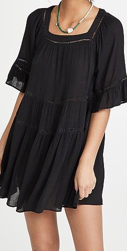 Playa Lucila - Drop Waist Mini Dress