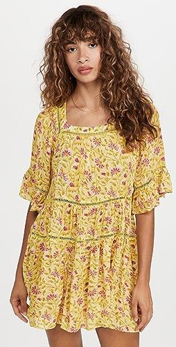 Playa Lucila - Floral Dress