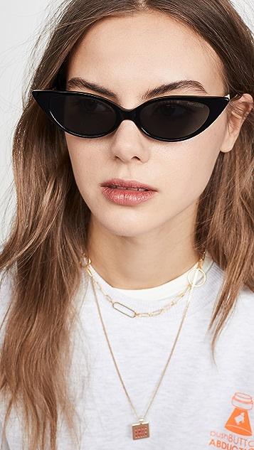Poppy Lissiman Coco Husk Sunglasses