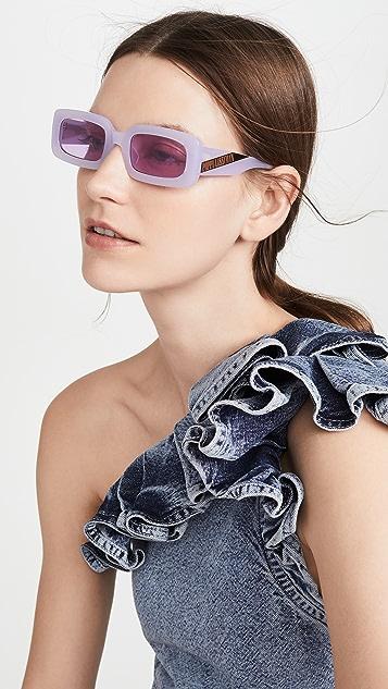 Poppy Lissiman Marteeni Sunglasses