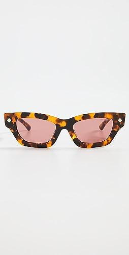 Poppy Lissiman - Ren Sunglasses