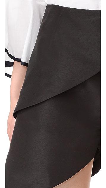 PAPER London Petal Shorts