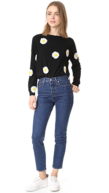 PAPER London Daisy Wool Jumper