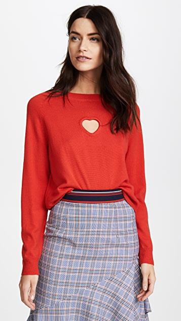 PAPER London Amore Sweater