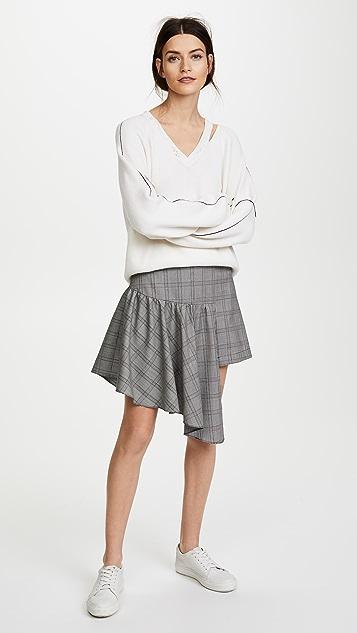 PAPER London Fountain Skirt