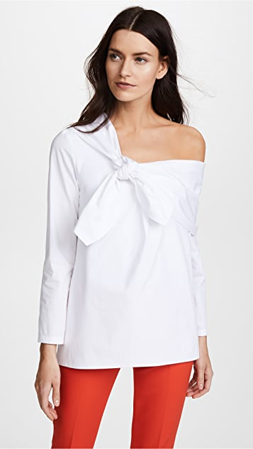 PAPER London Rubin Top - White