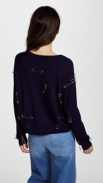 PAPER London True Romance Sweater