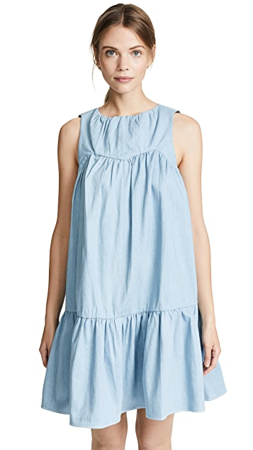 PAPER London Dolce Denim Dress