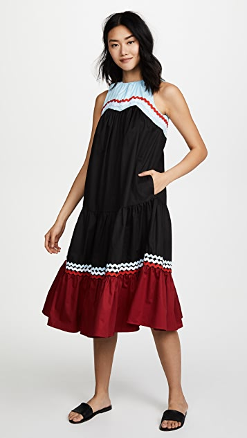 PAPER London Flamenco Dress