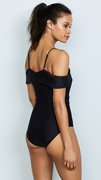 PAPER London Wave One Piece