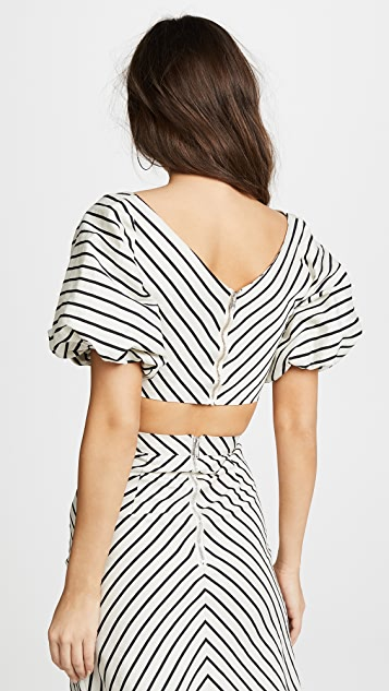 PAPER London Saskia Top