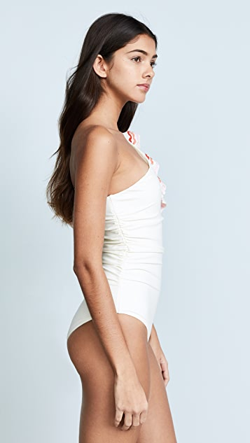 PAPER London Coconut Swimsuit Carvico Vita One Piece