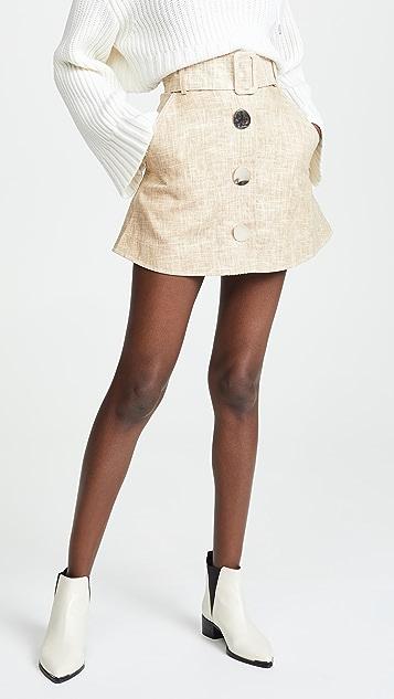 PAPER London Wallace Mini Skirt