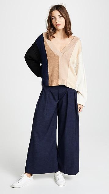 PAPER London Bell Boy Sweater