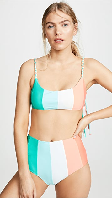 PAPER London Sunshine Bahama Mama 比基尼泳裤
