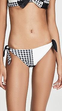 Cha Cha Tie Waist Bikini Bottoms