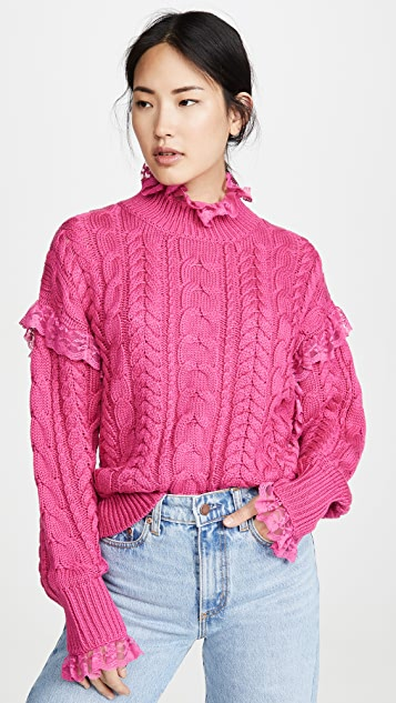 PAPER London Iris Sweater