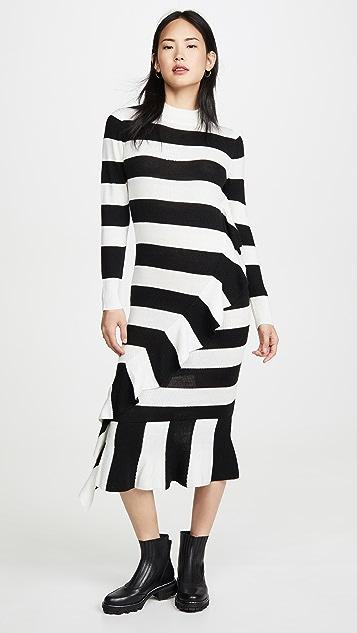 PAPER London Пляжное платье