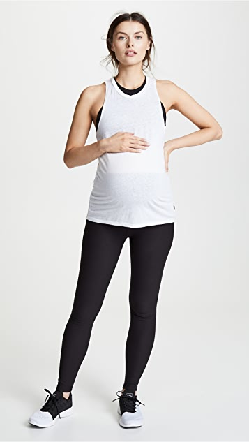 Plush Леггинсы для беременных на флисовой подкладке