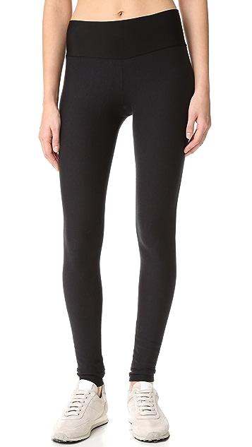Plush Fleece Lined Yoga Leggings