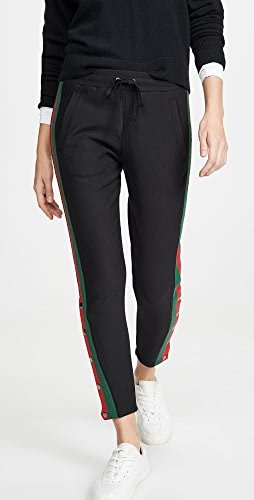 Plush - 绒布衬里礼服式运动裤