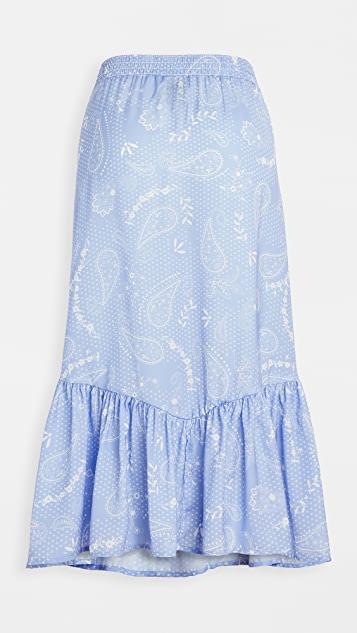 Plush Mermaid Skirt