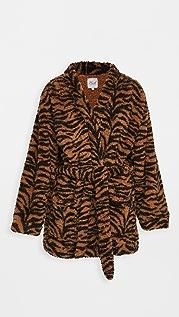 Plush Teddy Tiger 长袍