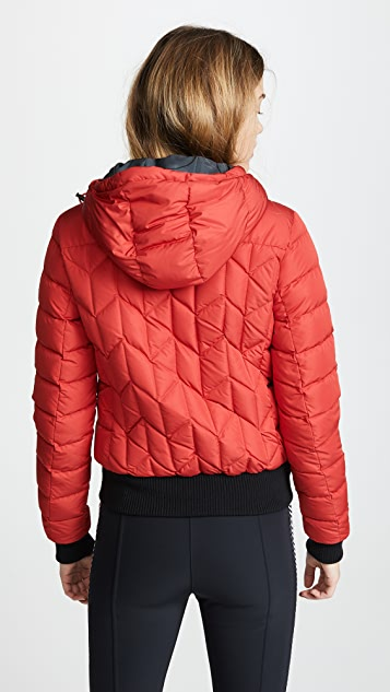 Perfect Moment Cordon Down Jacket