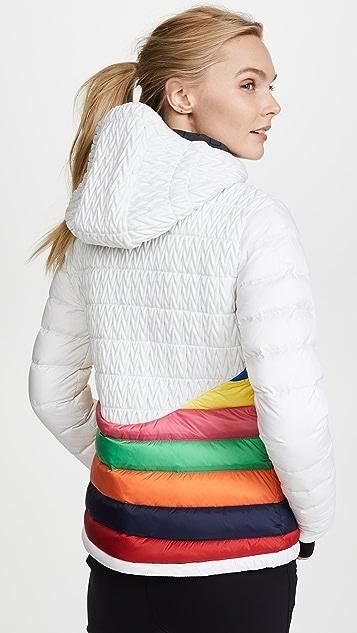 Perfect Moment Vale Rainbow Jacket