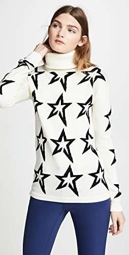 Perfect Moment - Star Dust Wool Sweater