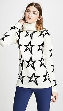 Star Dust Wool Sweater