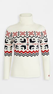 Perfect Moment Nordic Turtleneck Sweater