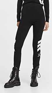 Perfect Moment Cable Underwear Leggings
