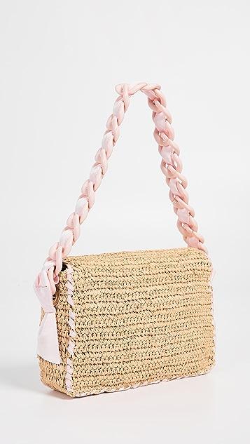 PAMELA MUNSON Las Olas Shoulder Bag