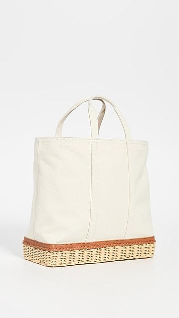 PAMELA MUNSON Объемная сумка с короткими ручками Gardner среднего размера