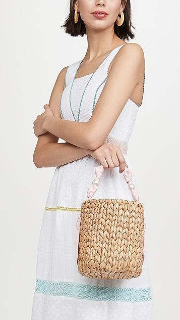 PAMELA MUNSON Petite Isla Bahia 篮式包