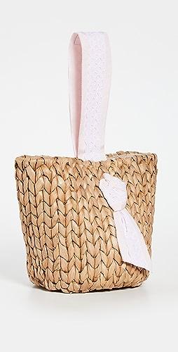 PAMELA MUNSON - Petite Isla Bahia 篮式蕾丝包