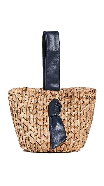 PAMELA MUNSON Petite Isla Bahia Basket Lady Bag