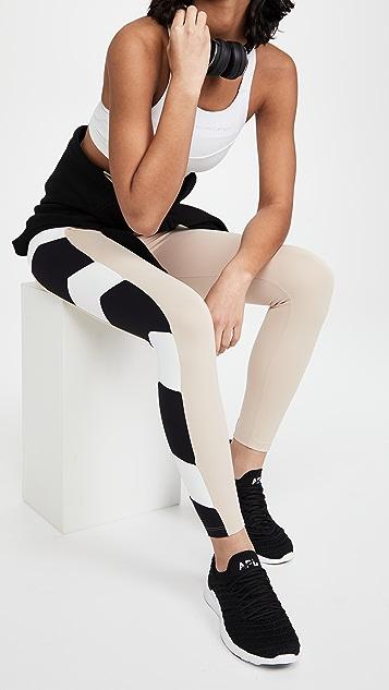Port De 文胸 Arrow 贴腿裤