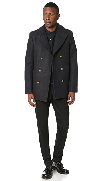 Ports 1961 Colorblock Peacoat