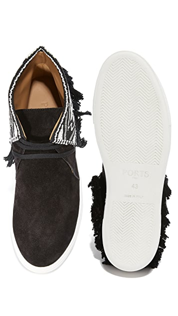 Ports 1961 Beaded Sneakers