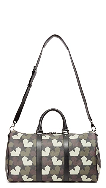 Ports 1961 Star Camo Small Weekender