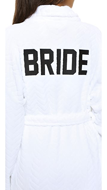 Private Party Bride Robe