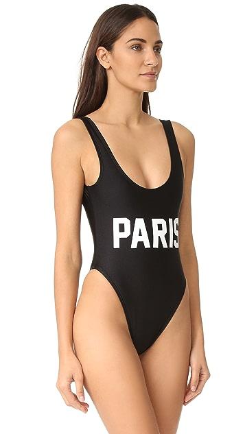 Private Party Paris One Piece
