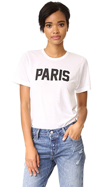 Private Party Paris Tee