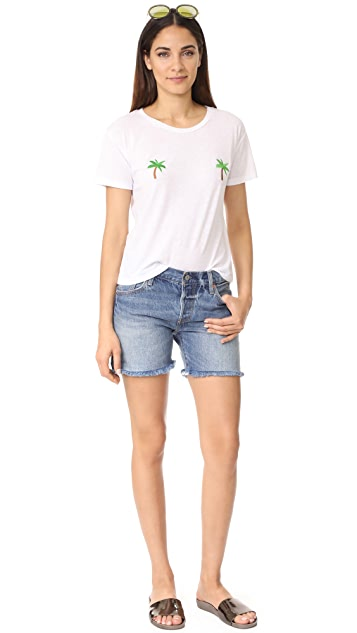 Private Party Palm Tree Tee